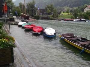 Dauerregen mit Hochwasser